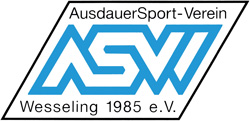 Ausdauer Sportverein 1985 e.V. Logo